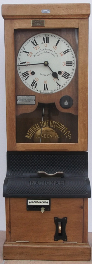 National Time Recorder